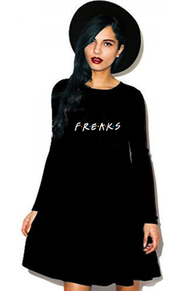Freaks Ebony Dress