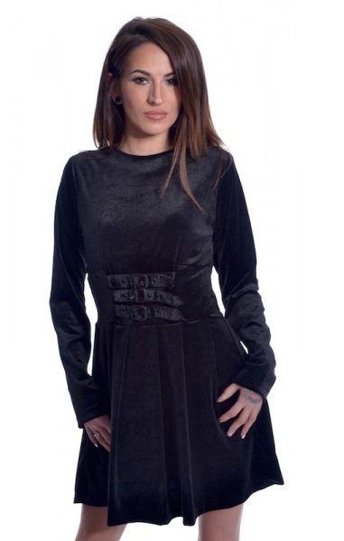 Gothic Wednesday Dress