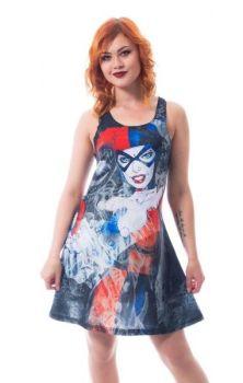 Harley Quinn Shadow Dress