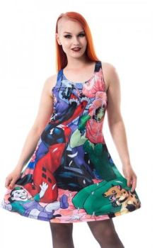 Harley Quinn Sleepover Dress