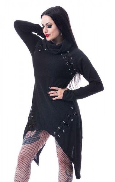 Hazard Dress - Black