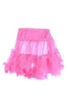 Cor Midi Petticoat Pink