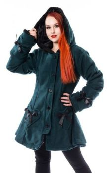 Alison Coat - Green