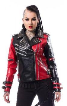 Asylum Biker Jacket