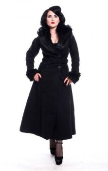Bianca Coat - Black