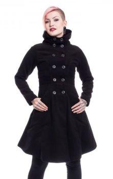 Eliana Coat Black