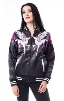 Maya Varsity Jacket