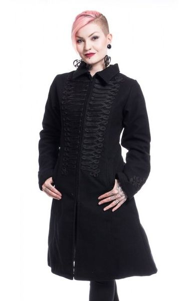Night Parade Coat