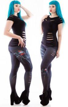Black Widow Leggings