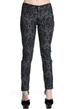 Cross Cameo Grey Trousers TBN427