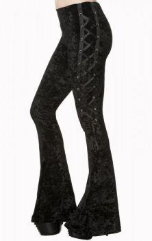 Haunting Return Flare Trousers