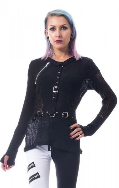 Dark Kreuger Top Black