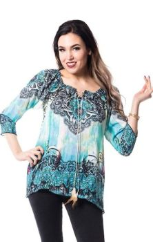 Celtic Faith Gypsy Top