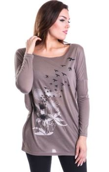 Flock Long Sleeve Top