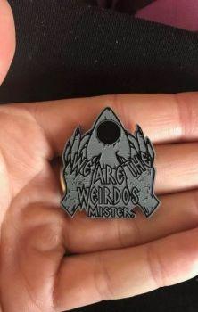 Weirdos Pin
