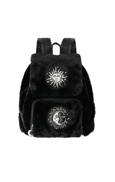 Moon And Sun Backpack - Fur