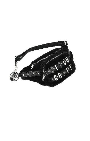 Witchcraft Fur Hip Bag