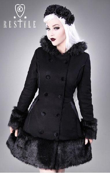 Gothic Winter Coat