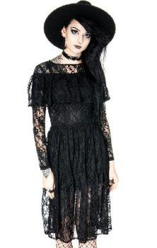 Gloomy Prairie Dress