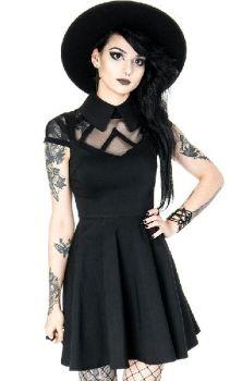 Wednesday Dress (Restyle)