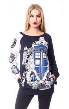 Doctor Who Villain Top