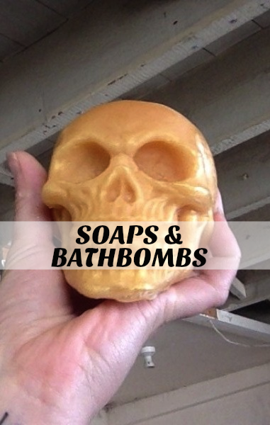 Bath Bombs And Soaps