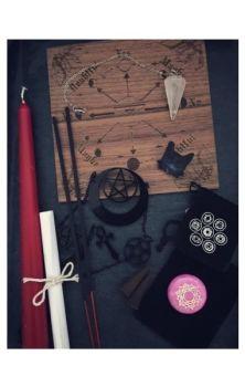 Wooden Pendulum Board And Pendulum #226