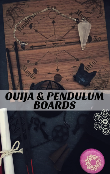 Ouija & Pendulum Boards