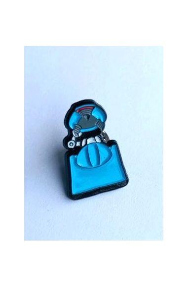 Blue Scutter - Red Dwarf Pin