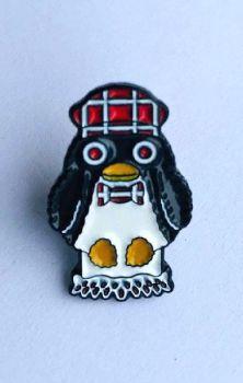 Mr Flibble  - Red Dwarf Pin