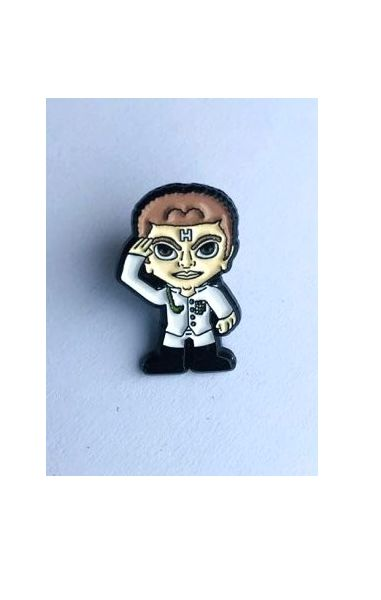 Rimmer - Red Dwarf Pin