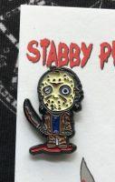 Jason Horror Pin