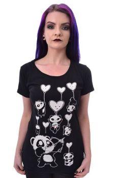 KP Shooting Hearts T-Shirt