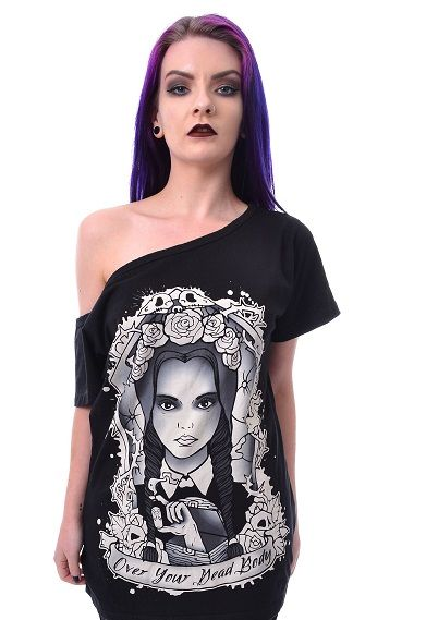 Over Your Dead Body Top