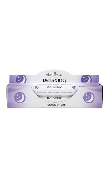 Elements Relaxing Incense Sticks