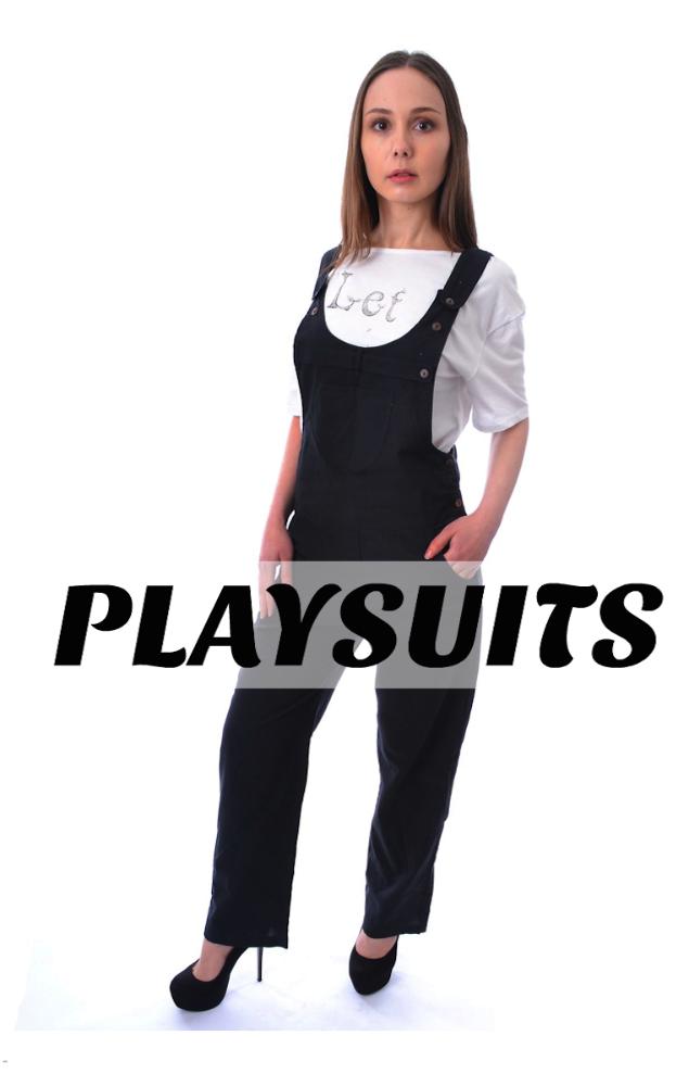 Playsuits/Jumpsuits