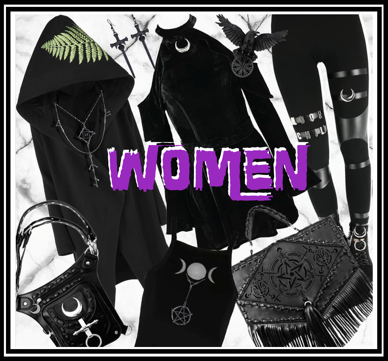 Gothic and Alternative clothing at a reasonable price from