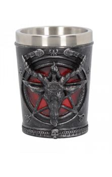 Baphomet Shot Glass 7cm