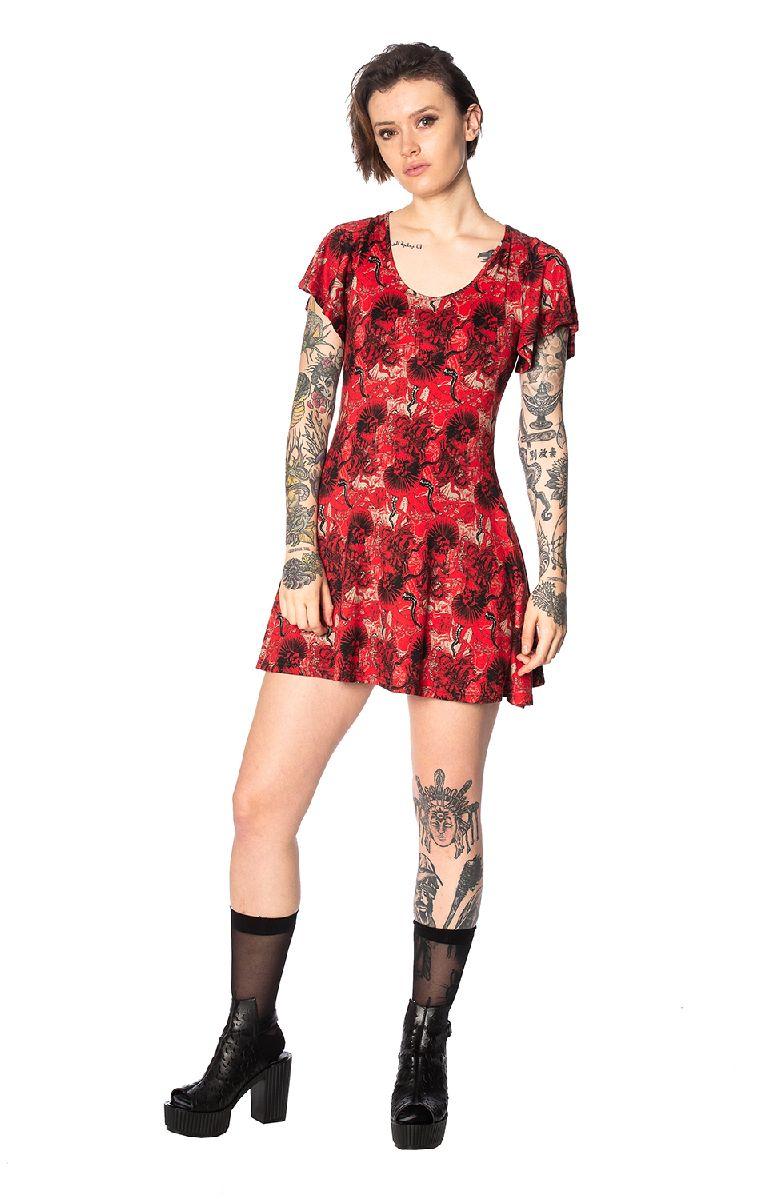 Mad Dame Dress