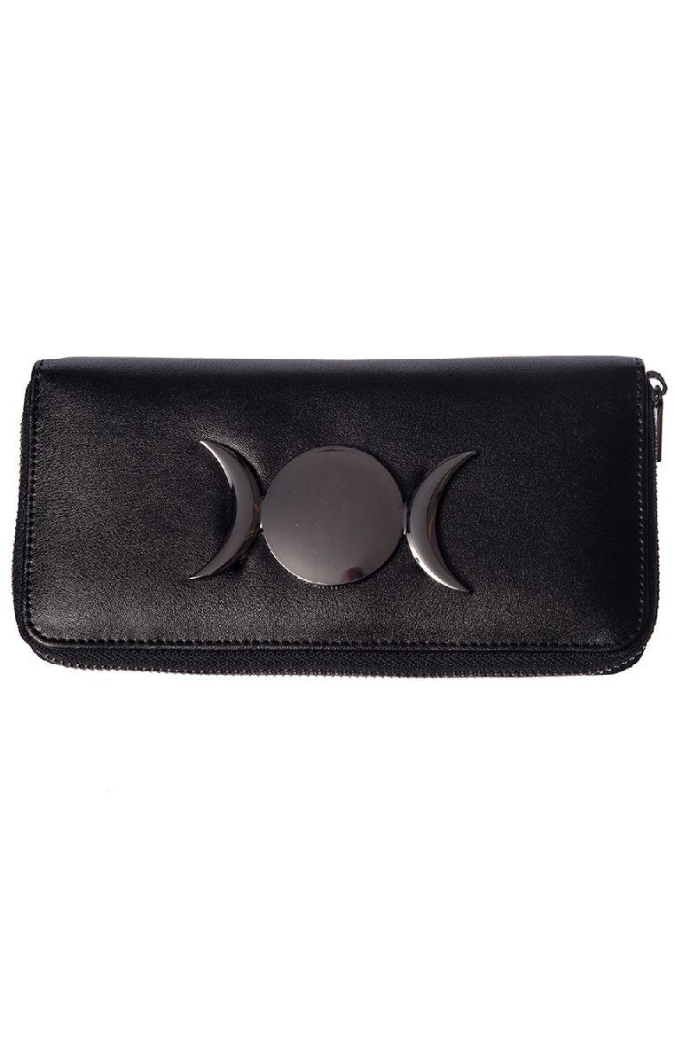 Vidonia Triple Moon Wallet