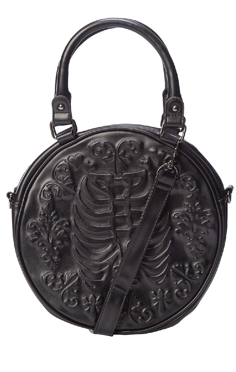 Drusilla Round Emboss Bag