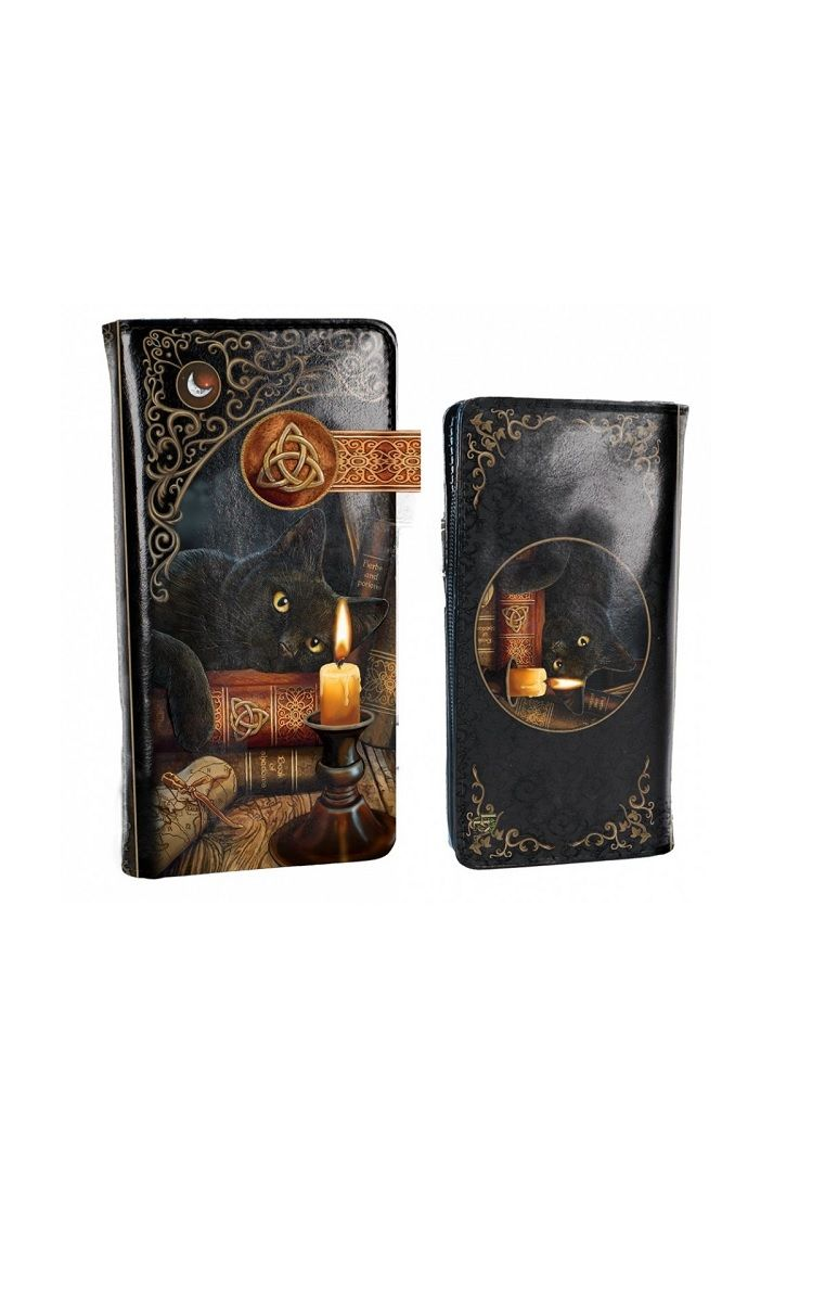 Witching Hour Embossed Purse