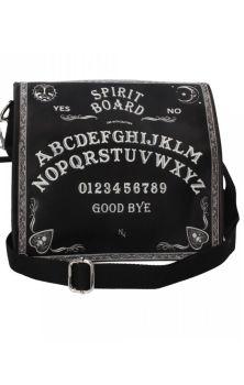 Spirit Board Embossed Shoulder Bag