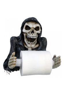 Reapers Revenge Toilet Roll Holder