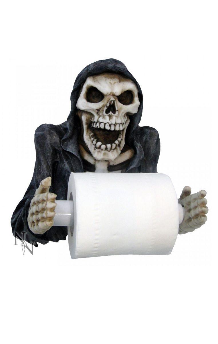 Reapers Revenge Toilet Roll Holder