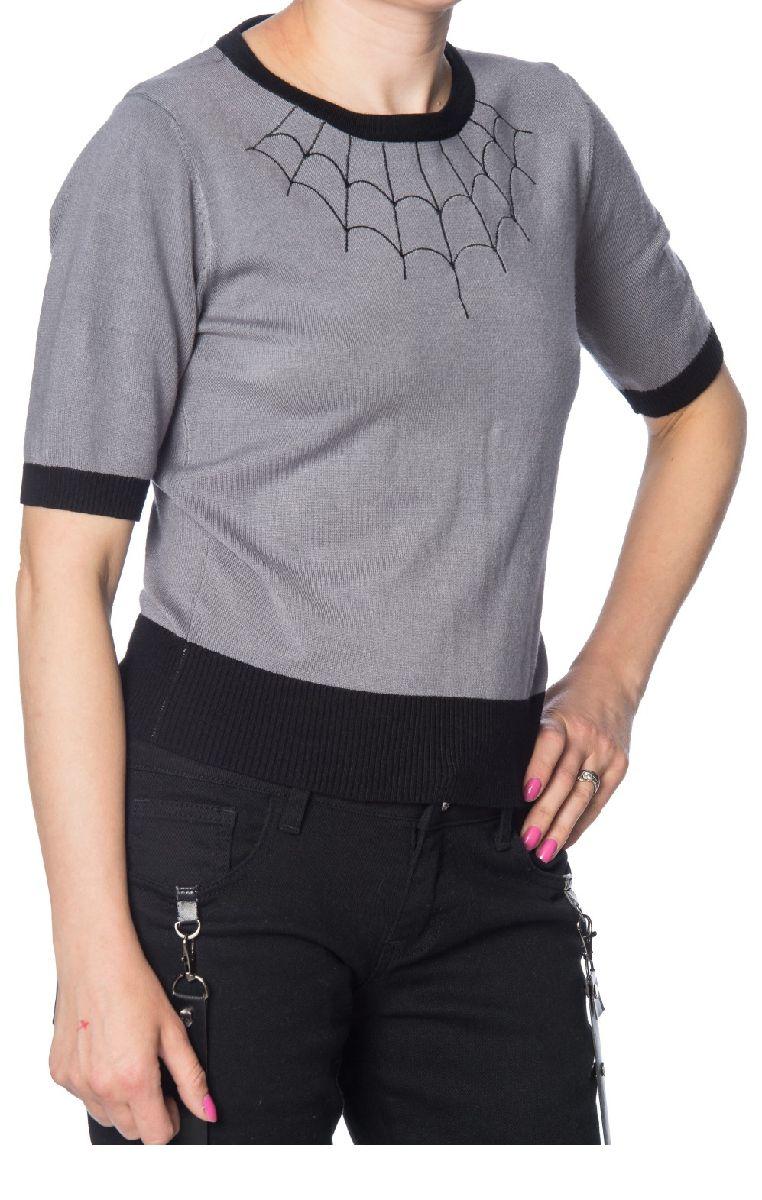Tarantula Web Sweater JP1543