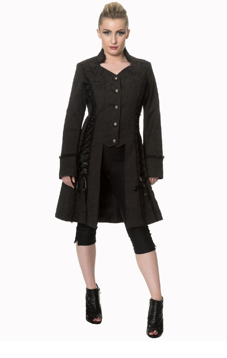 Power Becomes Her Long Line Jacket JT6034