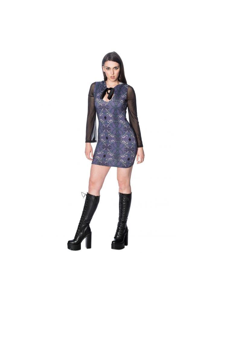Vibora Bodycon Dress DR5575