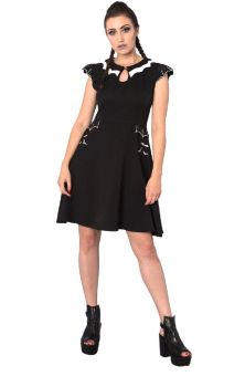 Bell Tower Bat Dress DR5492