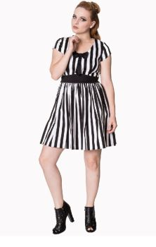 Heart To Heart Belted Mini Dress DR5393